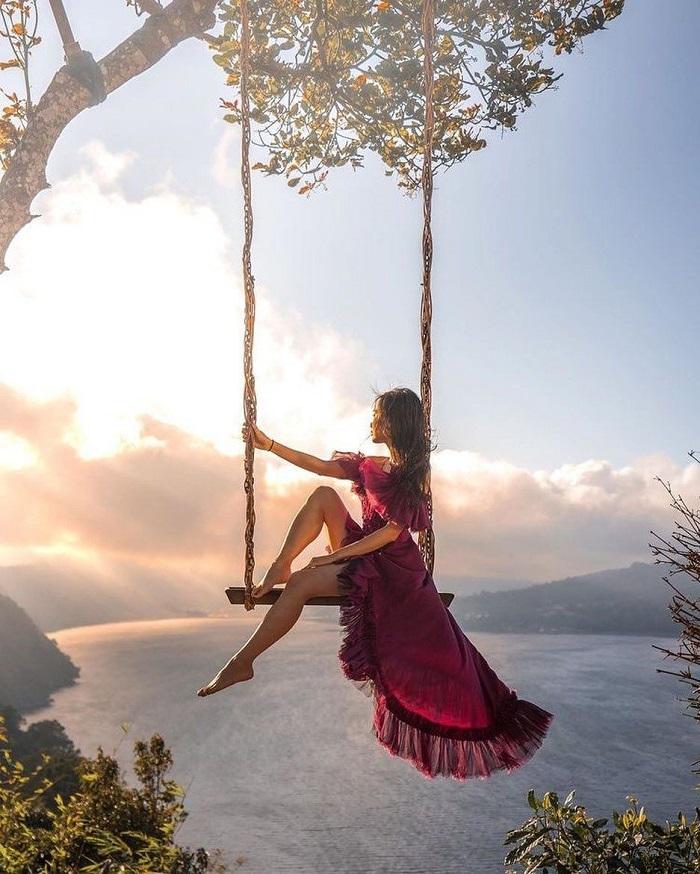 Xích đu ở Bali - Những nơi đẹp nhất để chụp ảnh ở Bali