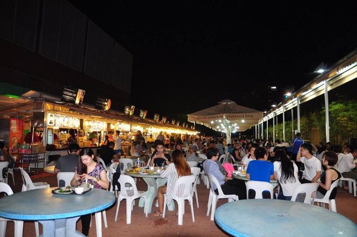 Địa chỉ quán ăn ngon ở Singapore