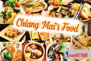 Đi du lịch Chiang Mai phải 'xơi' các món ăn này!