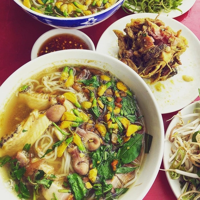 Chau Doc Fish Vermicelli - the popular taste once enjoyed and remembered!