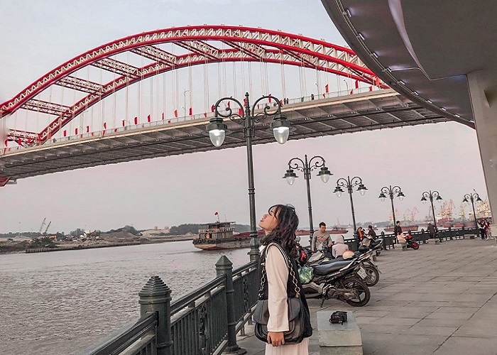 Top 5 những cây cầu đẹp nhất Hải Phòng