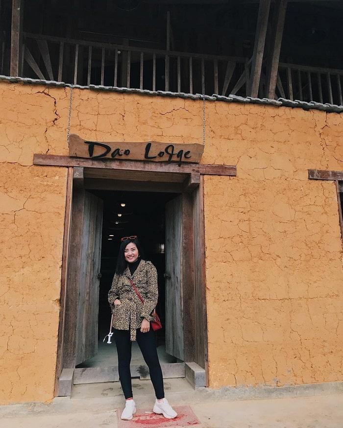 Dao loge - homestay giá tốt ở Hà Giang