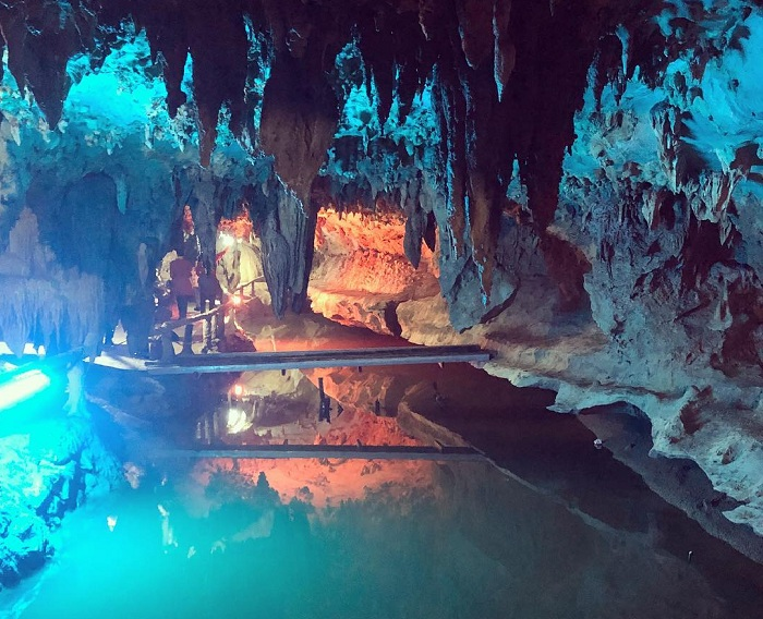 Discover the beauty of Tien Tuyen Quang cave
