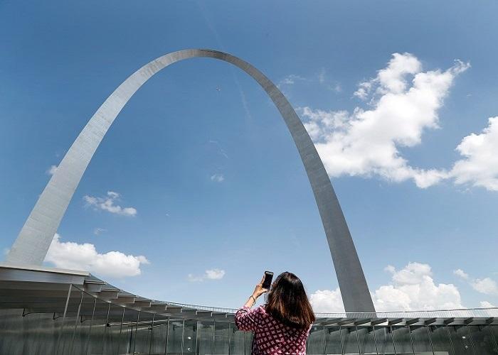 Ghé thăm cổng vòng cung Gateway Arch, ST. Louis Hoa Kỳ