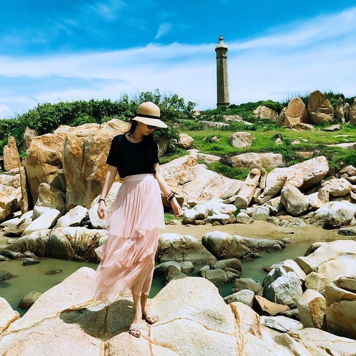 địa điểm du lịch Phan Thiết - hải đăng kê gà