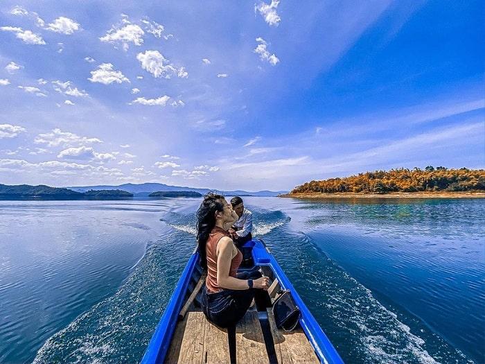 Du lịch hồ Tà Đùng - vịnh Hạ Long giữa đại ngàn Tây Nguyên