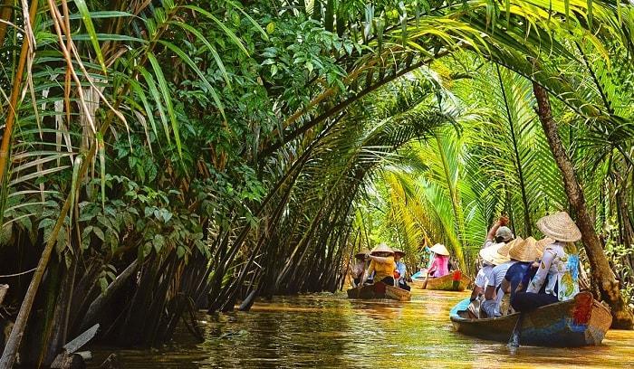 Top 5 khu du lịch sinh thái Bến Tre tuyệt đẹp và hấp dẫn
