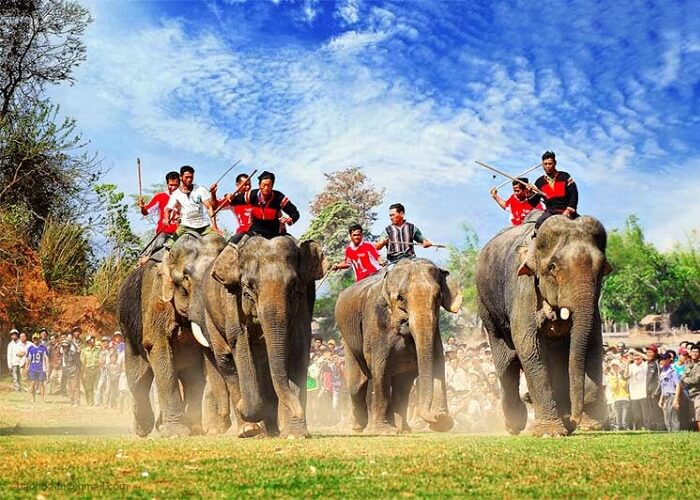 Khám phá nét độc đáo của các lễ hội Dak Lak đặc sắc nhất
