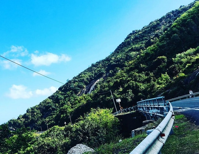 Phượt Đèo Cả Phú Yên - hành trình ngắm nhìntrọn vẹn vẻ đẹp núi rừngxứ Nẫu