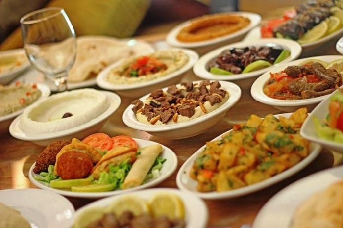 Những nhà hàng ở Cairo hấp dẫn nhất