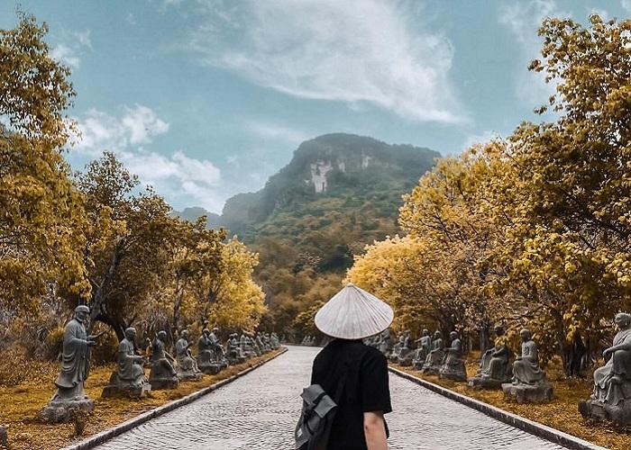 Đi lễ chùa Bái Đính - điểm du lịch tâm linh tuyệt đẹp ở Ninh Bình
