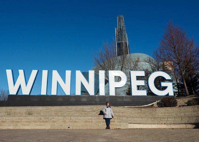 Du lịch đến Winnipeg - thành phố lạnh nhất ở Canada