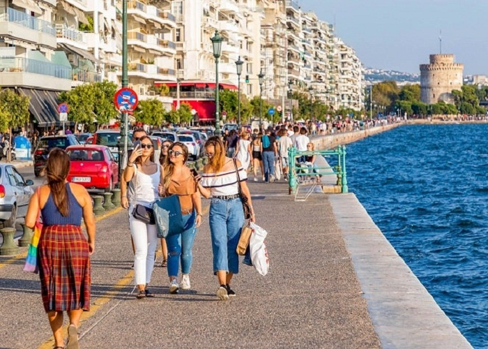 Trọn bộ kinh nghiệm khám phá thành phố Thessaloniki thiên đường