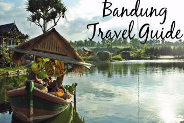 Du lịch Bandung - nơi được mệnh danh là Paris của đảo Java Indonesia