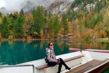 Khám phá vẻ đẹp của Interlaken Thụy Sĩ - thị trấn giữa các hồ