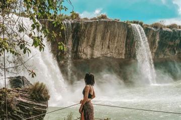 Ngắm Tây Nguyên hùng vĩ qua các ngọn thác ở Đắk Nông