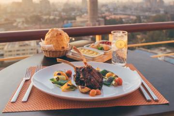 Trải nghiệm ẩm thực tuyệt vời tại những nhà hàng ngon nhất nhì Cairo -  Ai Cập