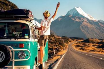 Tới công viên núi Cook New Zealand tham gia các trải nghiệm cực 'cool'