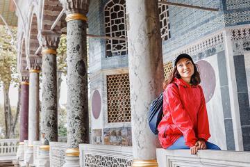 Cung điện Topkapi Thổ Nhĩ Kỳ - kiến trúc cổ kỳ bí và ấn tượng