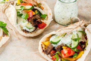 'Chảy nước miếng' với những món đặc sản Athens Hy Lạp nổi tiếng