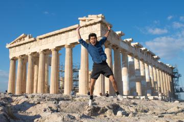 Tìm hiểu kiến trúc và những giá trị đỉnh cao của đền Parthenon