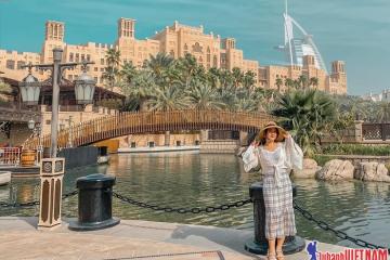 Những điều kỳ lạ tại Dubai không phải ai cũng biết!