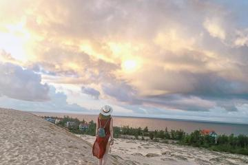 Top 5 đồi cát đẹp nhất miền Trung làm say lòng du khách