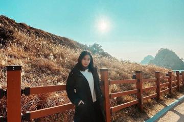 Ngẩn ngơ trước vẻ đẹp của đảoOryukdo Busan