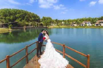 Tận hưởng kỳ nghỉ bình yên ở hồ Đại Lải Vĩnh Phúc