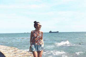 Định vị tọa độ hồ bơi lấn biển ở Vũng Tàu đẹp hết nấc