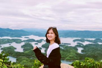 Du lịch hồ Tà Đùng- vịnh Hạ Long giữa đại ngàn Tây Nguyên