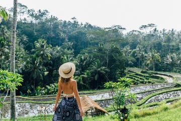 Hướng dẫn du lịch đến Ubud - trái tim của đảo Bali