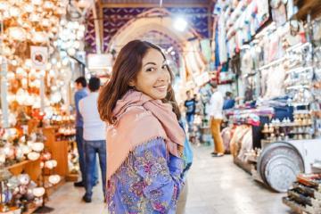 Khám phá khu chợ Grand Bazaar độc đáo và nổi tiếng nhất Thổ Nhĩ Kỳ