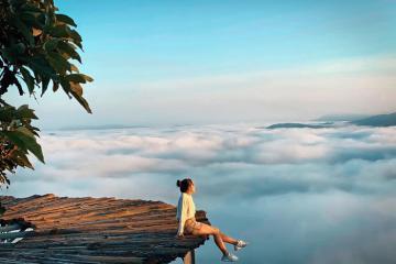Kinh nghiệm săn mây Đà Lạt - ngắm nhìn thung lũng phủ trong sương