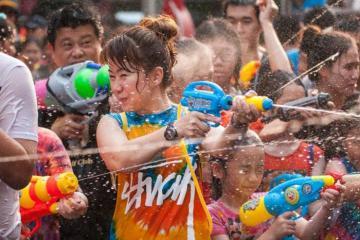Tour Thái Lan – Khám phá lễ hội té nước chỉ từ 3,9 triệu đồng
