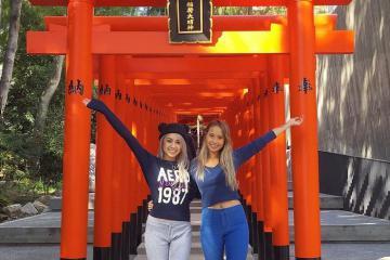 Các ngôi đền cầu duyên nổi tiếng tại Nhật Bản, về là có cặp có đôi