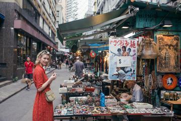 Điều gì khiến phố mua sắm Nam Kinh đón 1.7 triệu lượt khách mỗi ngày?