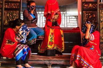 Điểm danh những phong tục cưới hỏi kỳ lạ trên khắp thế giới