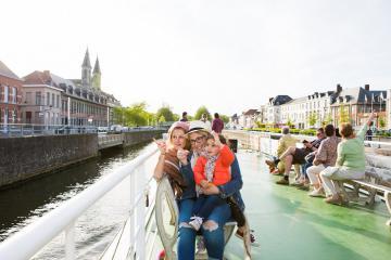 Kinh nghiệm du lịch Tournai - một trong những thành phố lâu đời nhất ở Bỉ