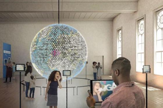 Độc đáo Bảo tàng Hành Tinh Chữ Planet Word cho người 'cuồng' chữ