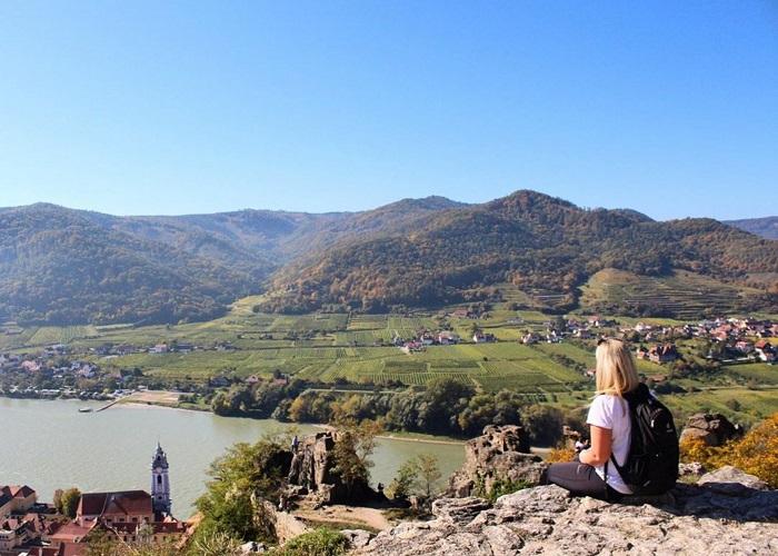 Wachau - thung lũng đầy mê hoặc trên dòng sông Danube nước Áo