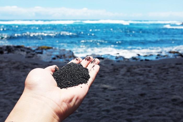 Black Sand - Bãi biển ở Langkawi
