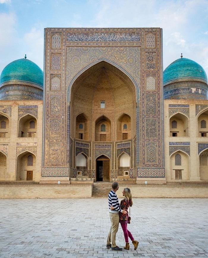 Phố cổ Bukhara - Trải nghiệm trên Con đường Tơ lụa