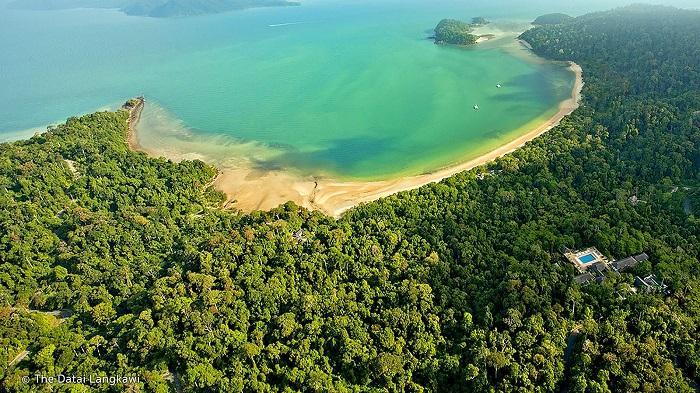 Datai Bay - Bãi biển ở Langkawi