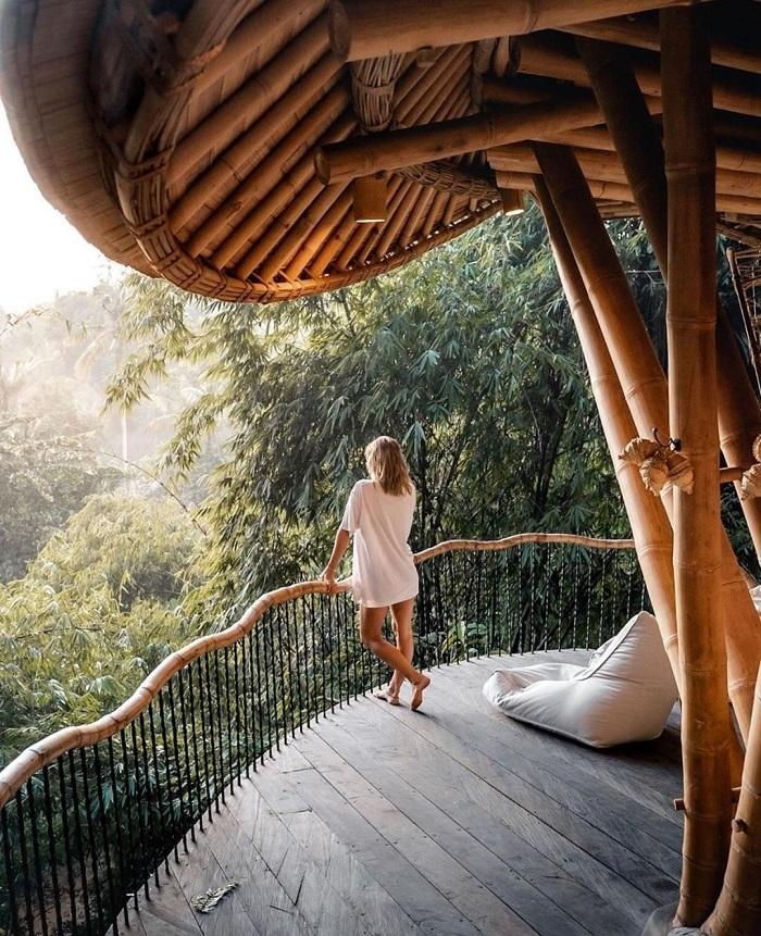 Nghỉ dưỡng trong căn nhà tre tại Green Village - Những địa điểm du lịch mới nhất ở Bali