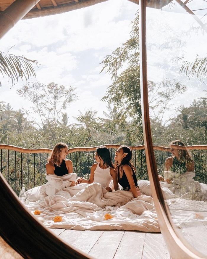 Ngôi làng xanh Green Village - Những địa điểm du lịch mới nhất ở Bali