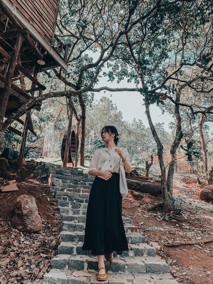 MeGarden Daknong beautiful photo spot in Dak Nong attracts visitors