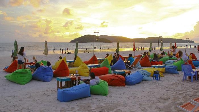 Pantai Cenang - Bãi biển ở Langkawi