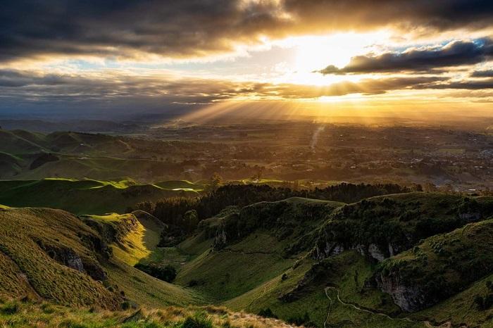 Điểm ngắm cảnh Saddle Lookout  -Đỉnh Te Mata