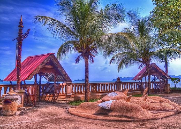 Teluk Yu - Bãi biển ở Langkawi